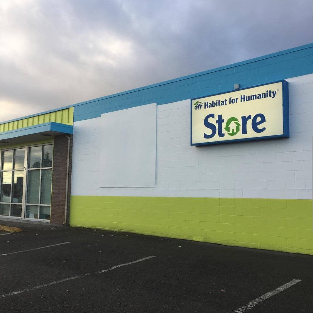 The Habitat Store in Port Angeles