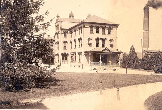 Patient Library (Building 120) Veterans