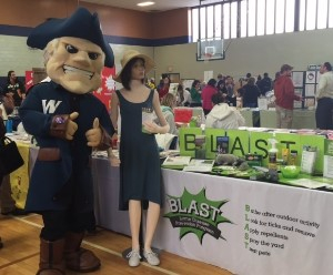 BLAST Prevention Program goes to WestConn