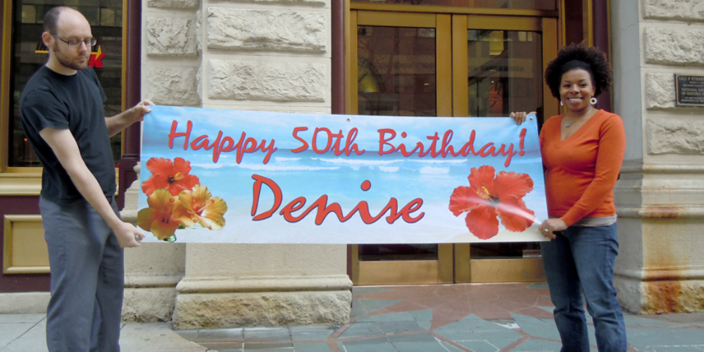 Special Occasion Thrifty Banner