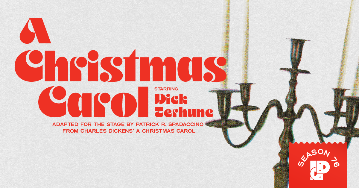 A Christmas Carol Starring Dick Terhune