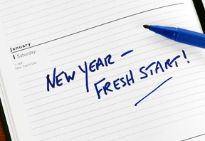 $$ Resolutions for the New Year $$
