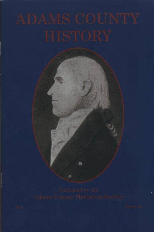 Adams County History Vol 22