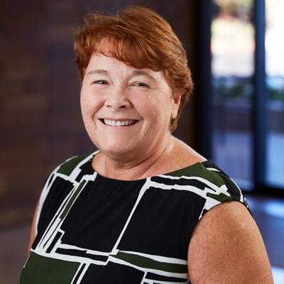 Rita McCusker, Treasurer