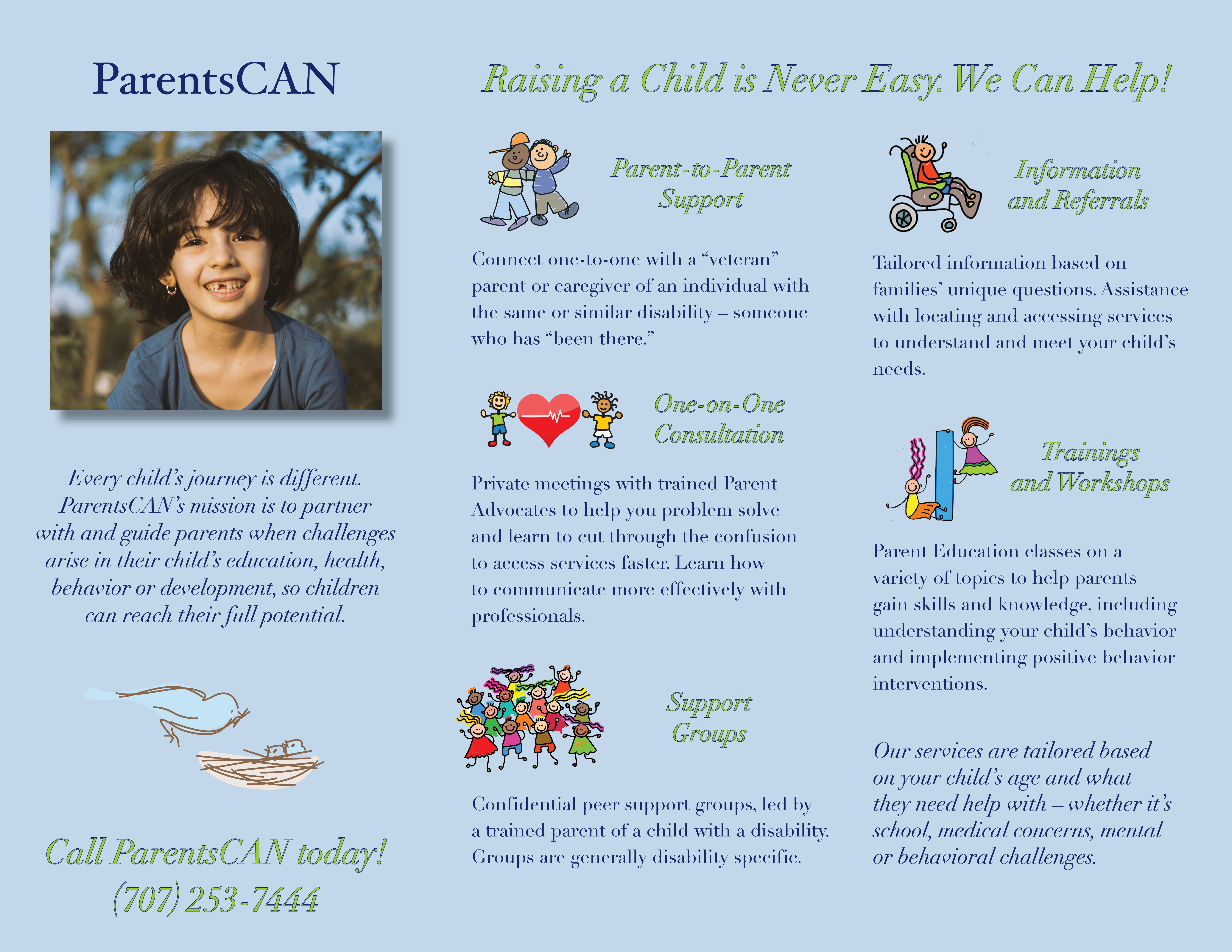 The Need For Services For Parents Of >> Parentscan How We Help Our Programs For Parents