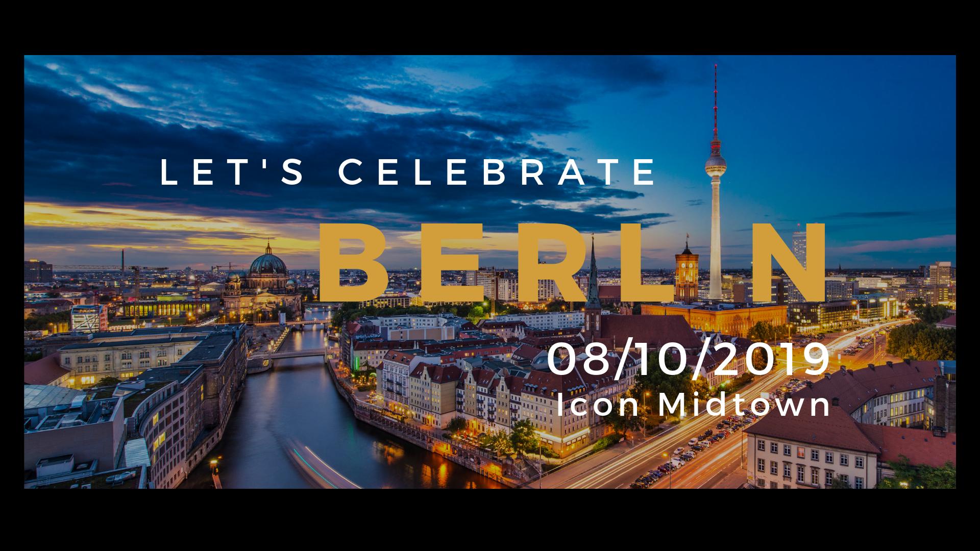 Let's Celebrate Berlin!