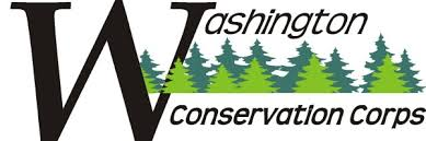 WASHINGTON CONSERVATION CORPS CREW REMOVES INVASIVE TREES IN THE PARK