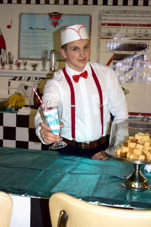 GracePointe Prom Soda Shop