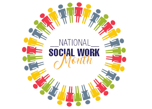 March is National Professional Social Worker Month
