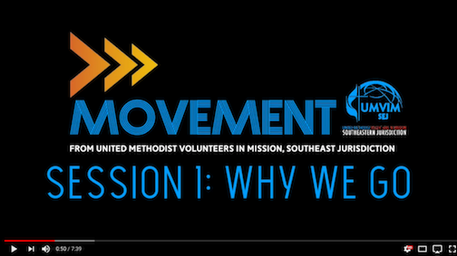 MOVEMENT: A New Video Series from UMVIM, SEJ