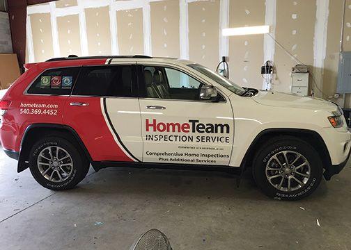 Home Team Jeep Wrap