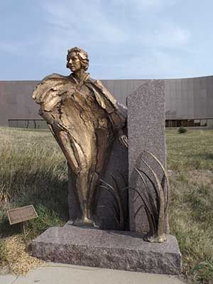 State Historical Society creates listing of statues in South Dakota