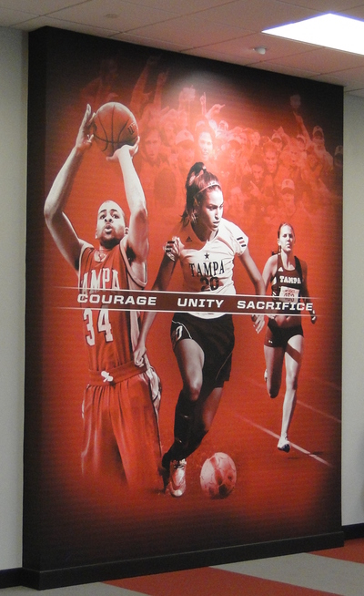 Sports Wall Murals wall murals | wall graphics | digital wall mural | word wall