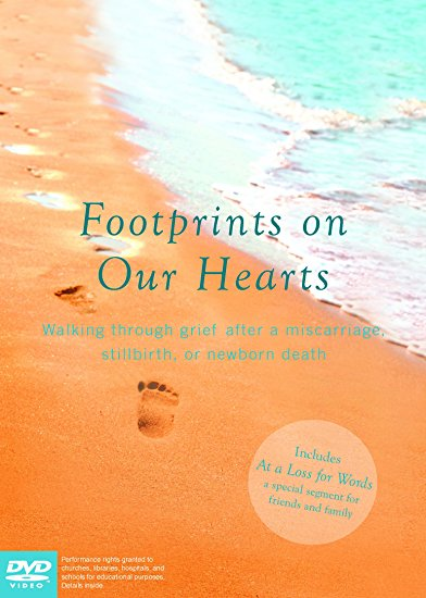 Footprints On Our Hearts DVD