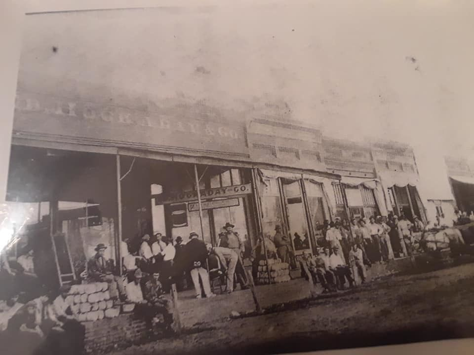 The Okeene History Preservation Project