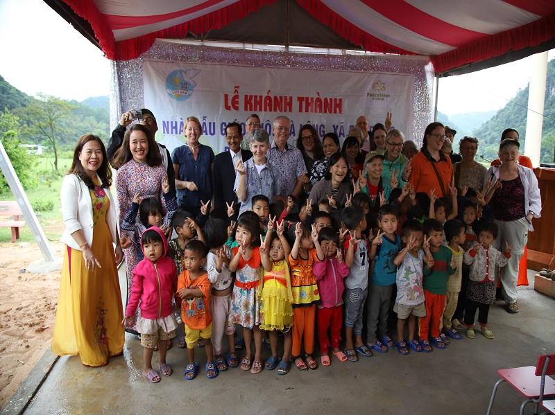 Arthur Bustamante Kindergarten