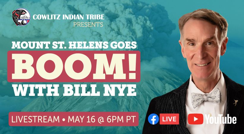 Bill Nye Live - One night only!