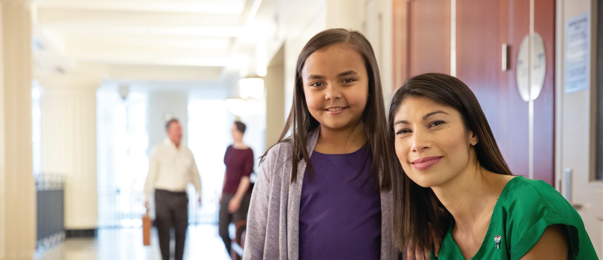 A child with a CASA/GAL volunteer is half as likely to re-enter the foster care system.
