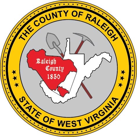 X33374 -  Seal of Raleigh County, West Virginia