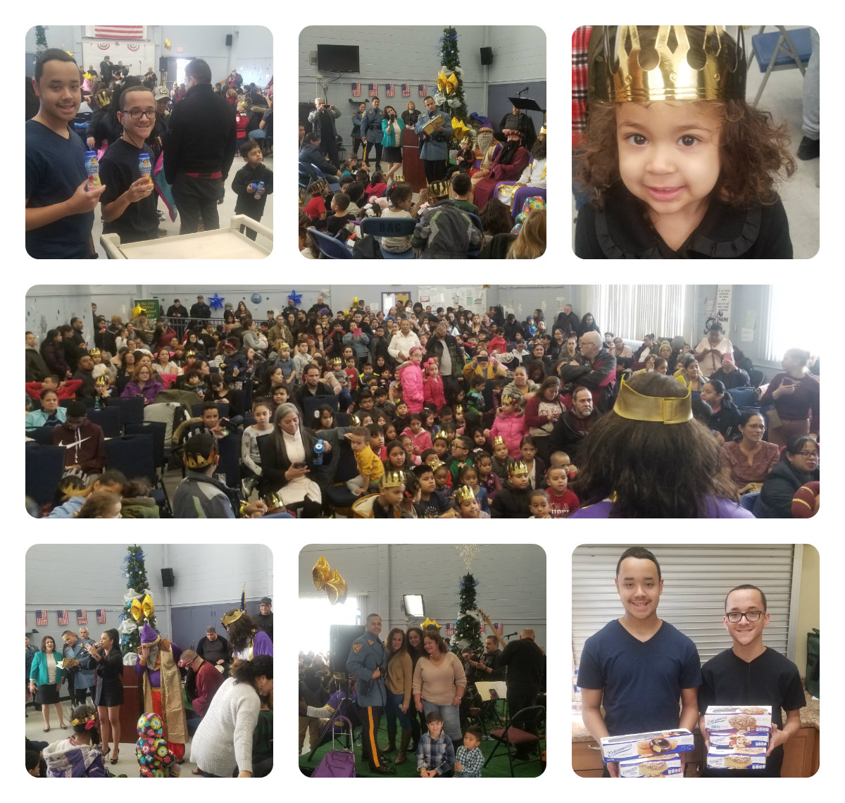 Three Kings Celebration- January 2019