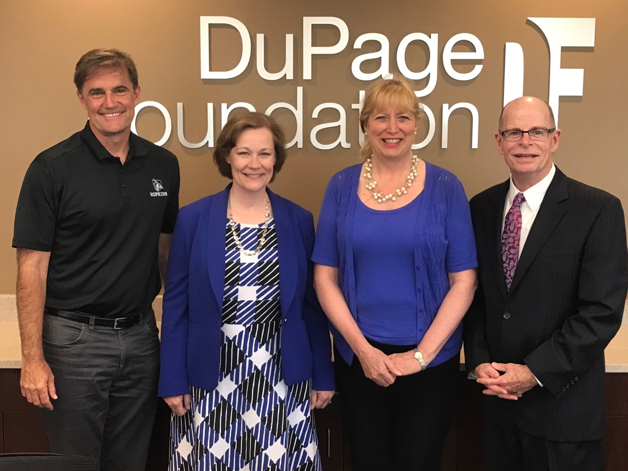 Gustafson Family Foundation Makes Landmark Investment in DuPage Foundation to Forge New Partnership
