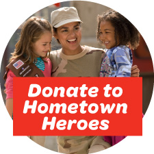 Donate to Hometown Heroes