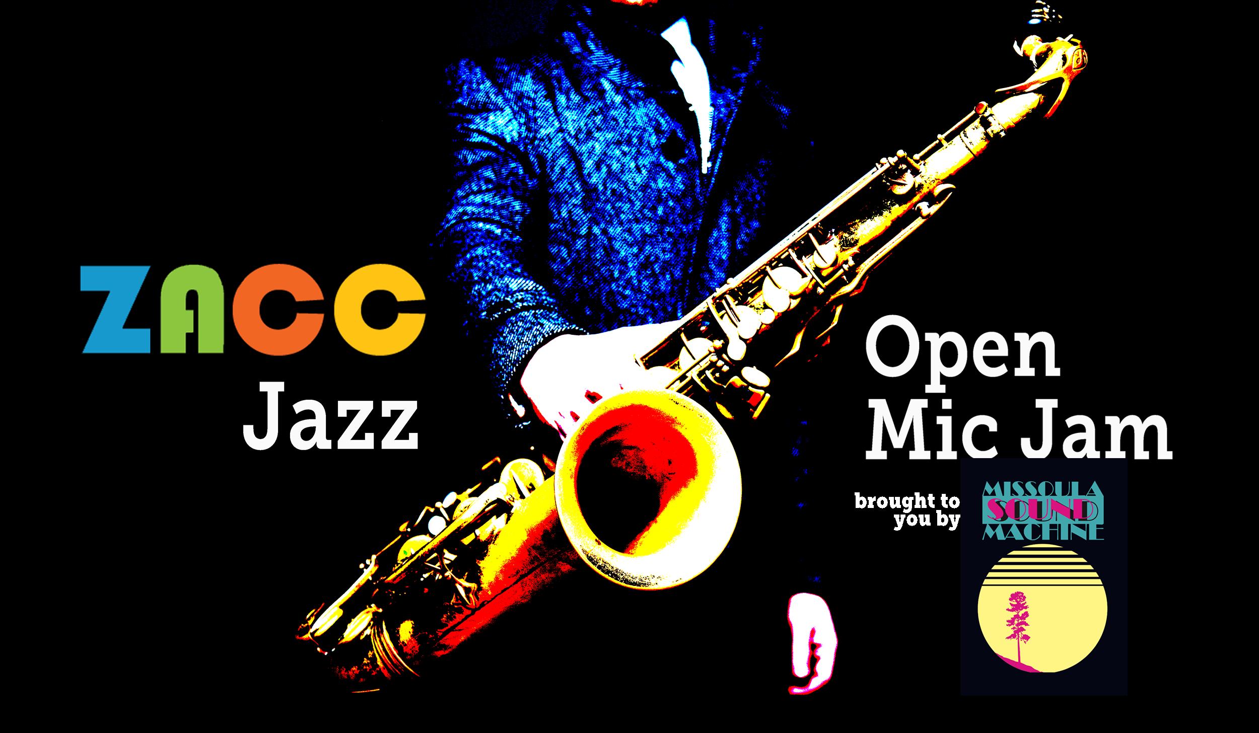 ZACC Jazz Open Mic Jam