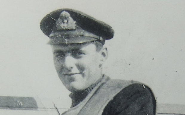 Lieutenant Commander David Balme  - Obituary in The Telegraph