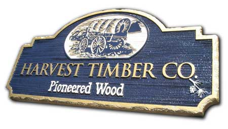 Harvest Timber 2