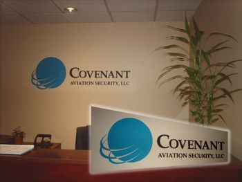 Dimensional Lobby and Suite Signs