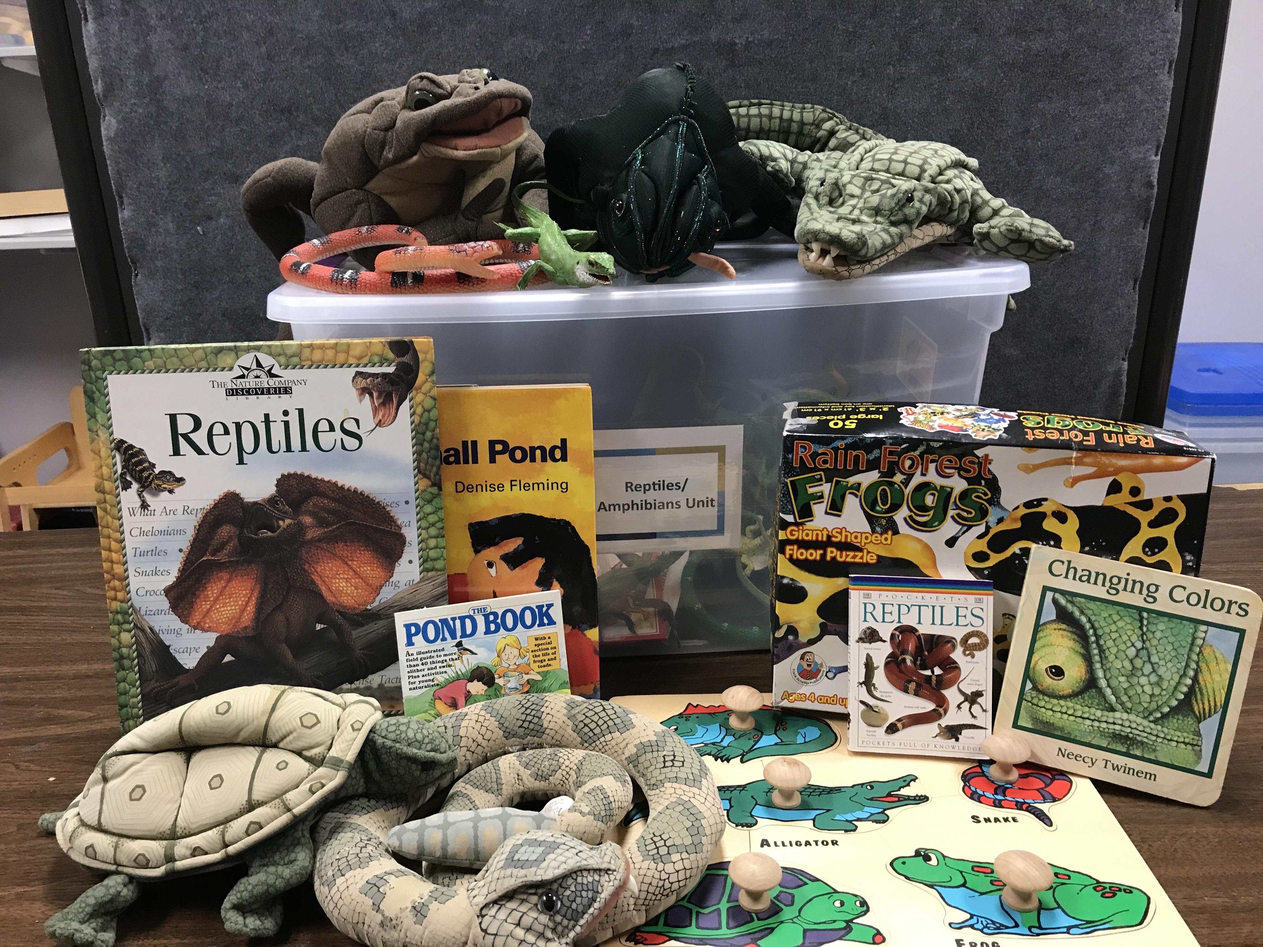 Reptiles/Amphibians Unit