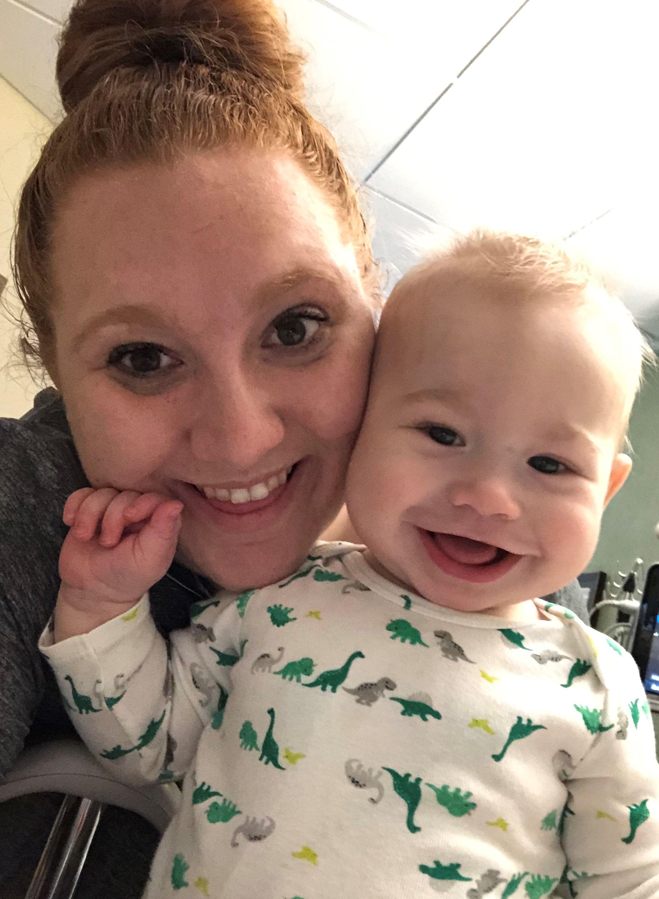 Combination Feeding: One Mother's Breastfeeding Journey...