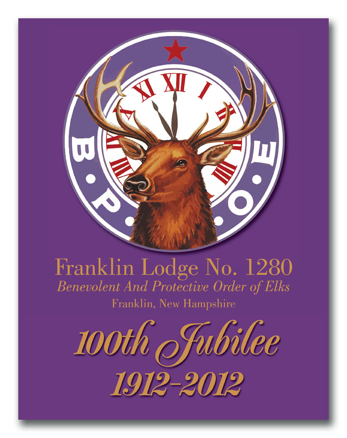 Franklin Elks Lodge Centennial Book
