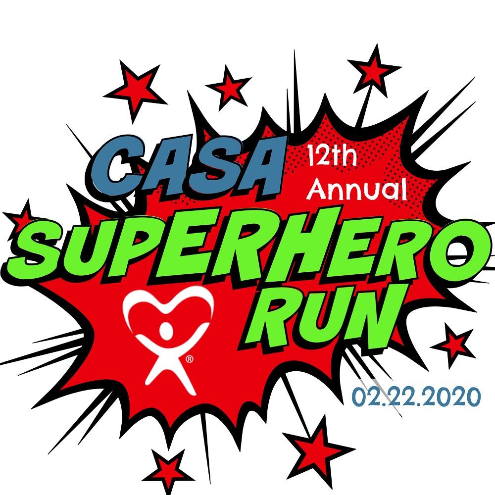 2020 CASA Superhero Run! 2.22.2020