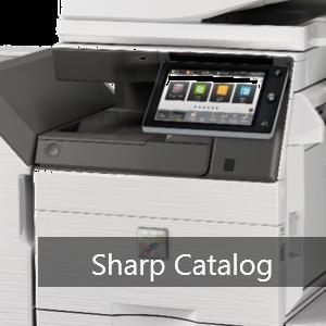 Sharp Catalog