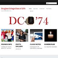 Douglass College Class of '74