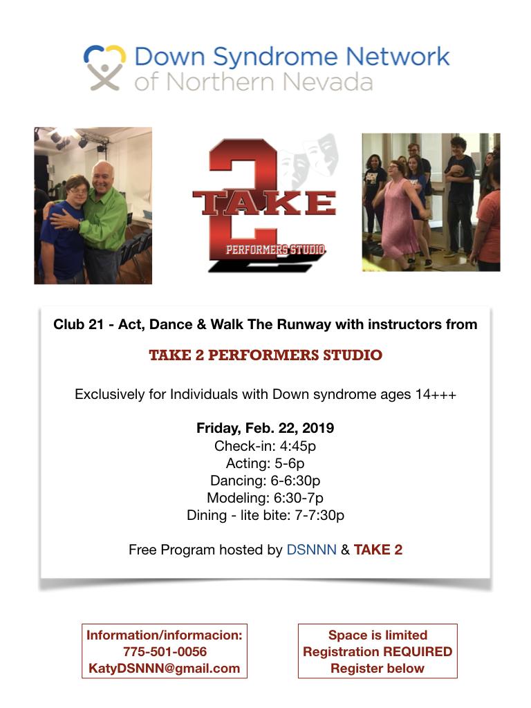 Triple Threat Performing Arts - Club21