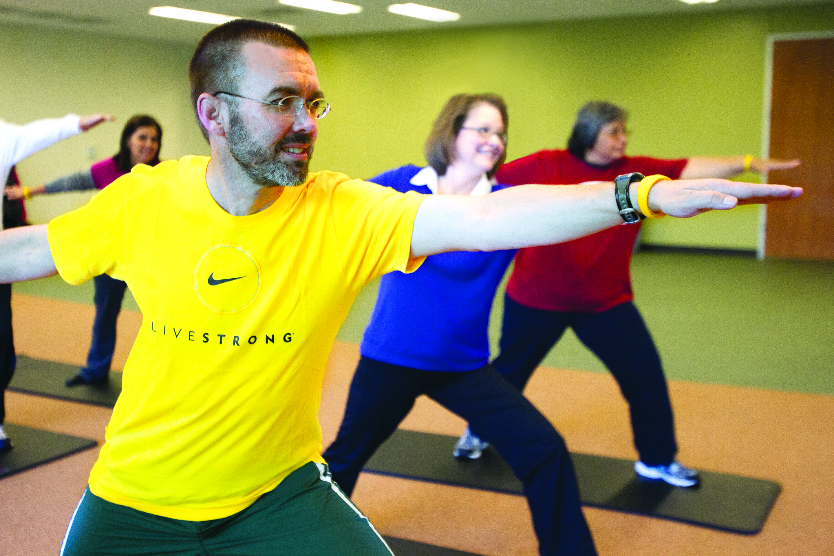 LIVESTRONG® at the YMCA
