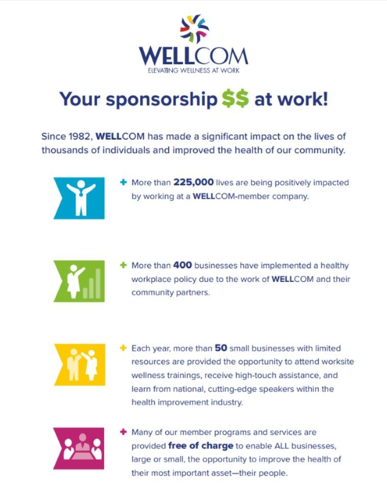 2018 Sponsorship Opportunities