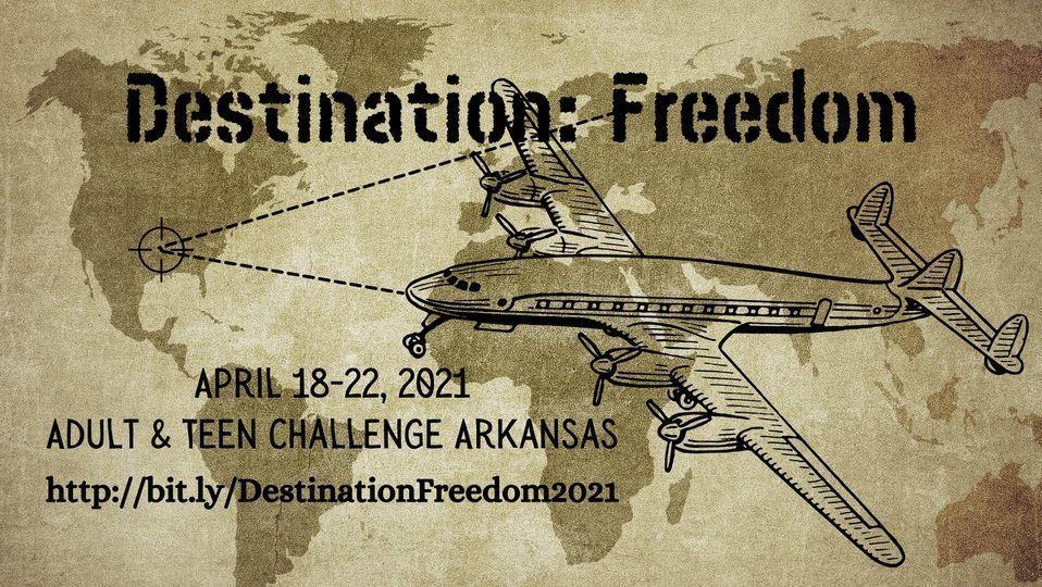 Destination: Freedom