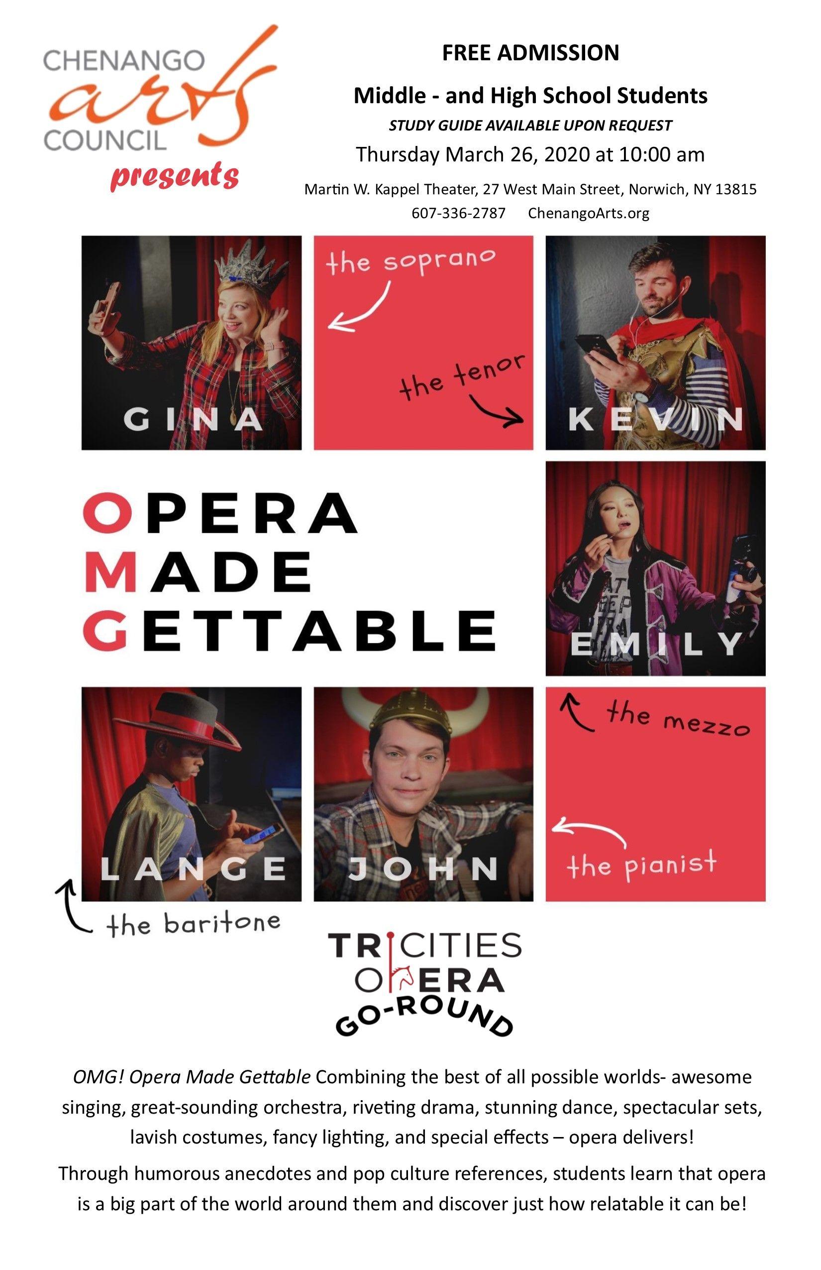 Opera Made Getable!