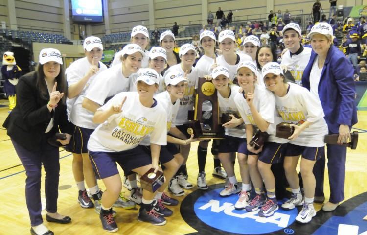 Ashland University Women, 2013 Team