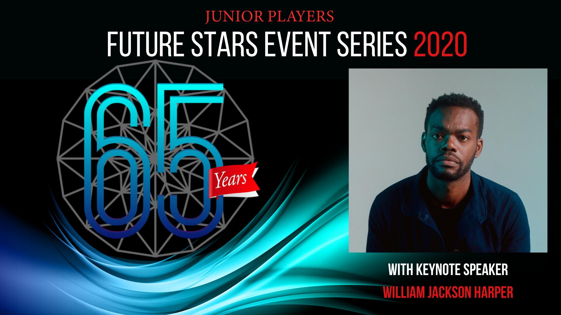 Future Stars Event Series with Keynote Speaker William Jackson Harper