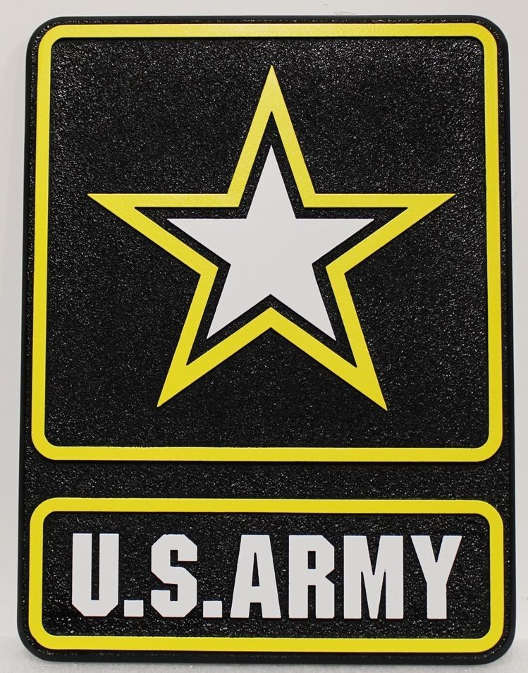 CD9095 - Logo of the United States  Army