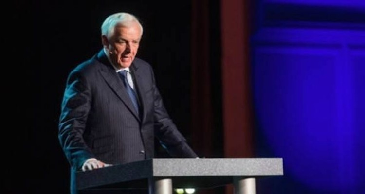 David Jeremiah warns against church as entertainment driven social organization