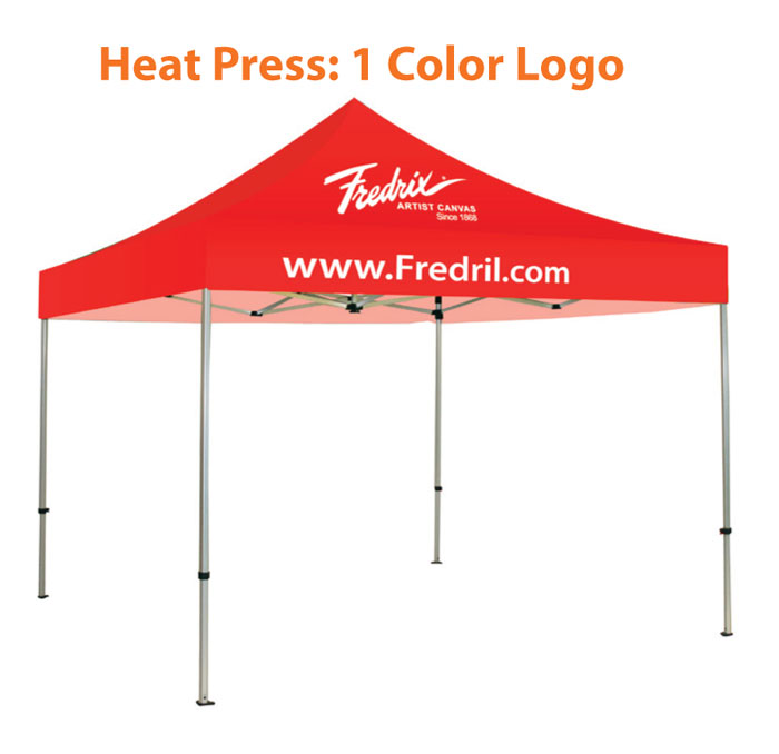 Blank & Heat Press Tents