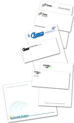 ArtisOne letterhead & envelopes