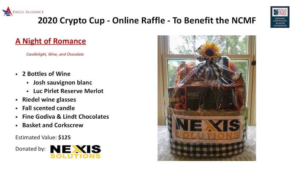 Nexxis Solutions A Night of Romance Basket
