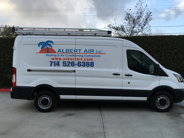 Fleet Graphics for Contractors in Orange County