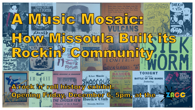 A Music Mosaic: How Missoula Built its Rockin' Community